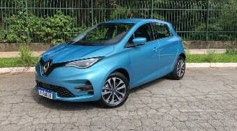 Andamos no Renault Zoe 2022 com autonomia de até 385 km
