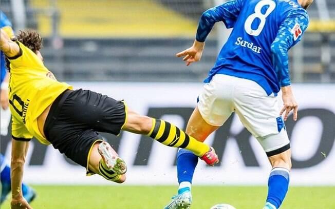Schalke não foi bem na última rodada