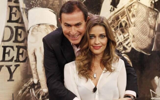 Amaury Jr. entrevista Ana Beatriz Barros