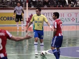 Falcão quer ajudar transição da nova geração do futsal brasileiro