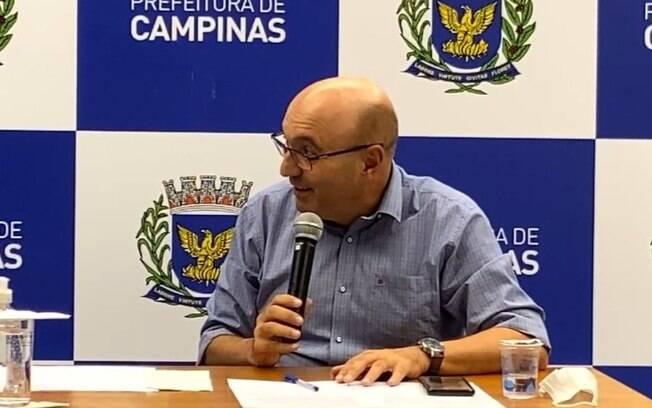 Drio anuncia secretrio de sade e presidente da Rede Mrio Gatti