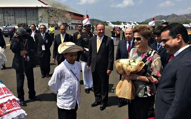 Dilma participa da 7ª Cúpula das Américas