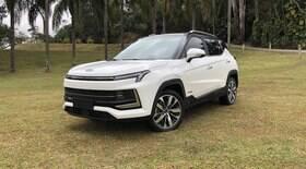 JAC e-JS4: aceleramos o SUV elétrico chinês