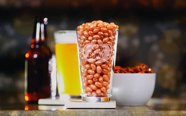 Bala jujuba de cerveja é o novo lançamento de empresa americana especializada em doces