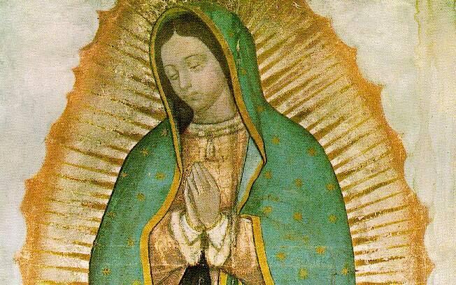 Nossa Senhora de Guadalupe: oraes de louvor  santa