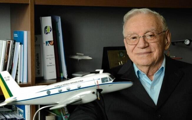 Embraer homenageia um de seus fundadores com curta-metragem