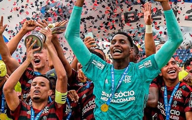 Flamengo não disputará a Copinha em 2020