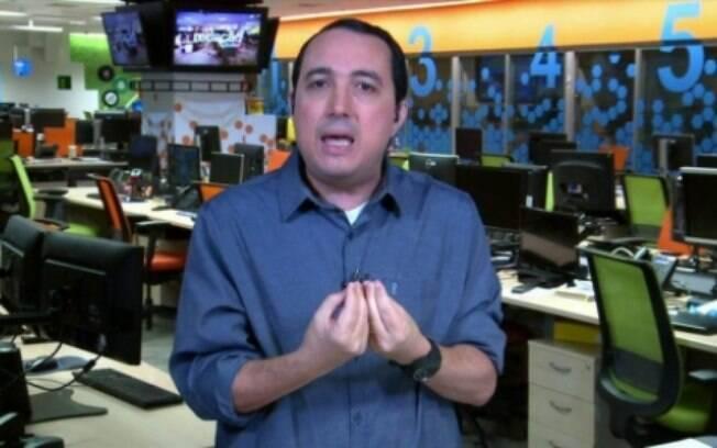 Carlos Cereto critica o uso do VAR