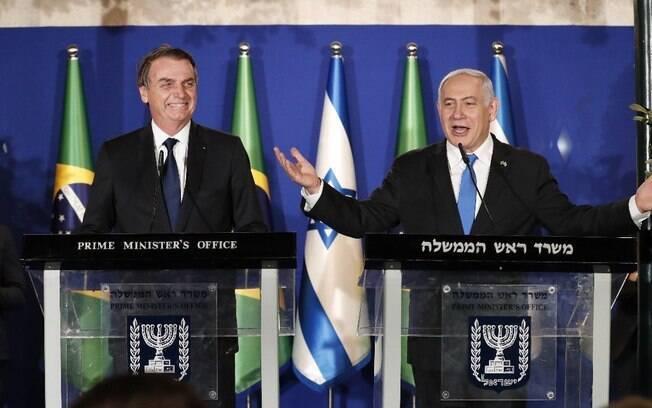 Aliado político de Jair Bolsonaro, Benjamin Netanyahu, primeiro-ministro de Israel, começou a ser investigado por corrupção neste domingo (24)