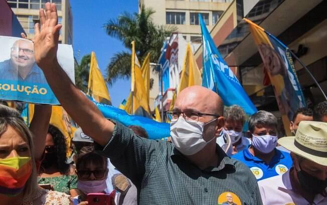 Dário Saadi é o novo prefeito de Campinas.