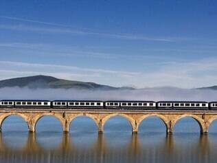 Ponte de arcos faz parte do trajeto do Al Andalus, na Espanha
