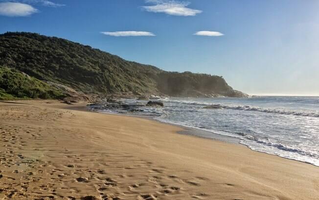 Praia do Pinho em Balneário Camboriú, Santa Catarina