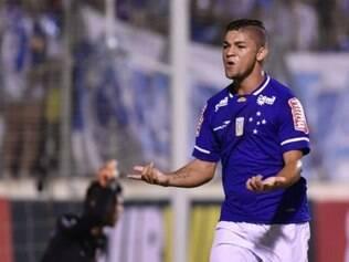 Judivan mostrou personalidade ao marcar o segundo gol da vitória celeste