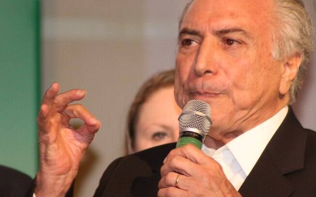 Temer participaria de evento em Lisboa, promovido por um instituto ligado a Gilmar Mendes