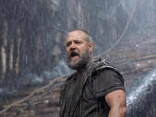 História.  Noé tem que construir uma arca para salvar a sua família