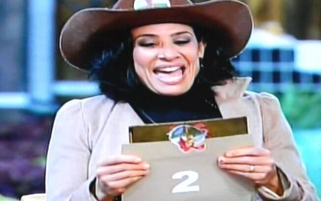 Scheila Carvalho está confinada na sexta edição de 'A Fazenda'