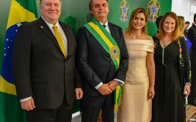 Secretário elogiou relação entre Brasil e EUA durante o governo de Donald Trump