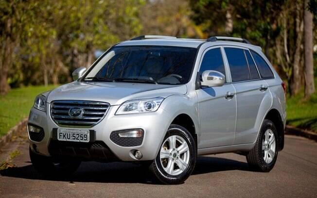 Lifan X60: quase esquecido, continua entre os SUVs mais em conta do Brasil