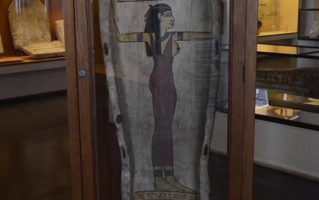 Egípcios tinham um termo para a cor azul por conta da sofisticação tecnológica de sua sociedade