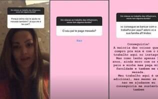 Filha de Latino nega mesada do pai e diz que já consegue se sustentar