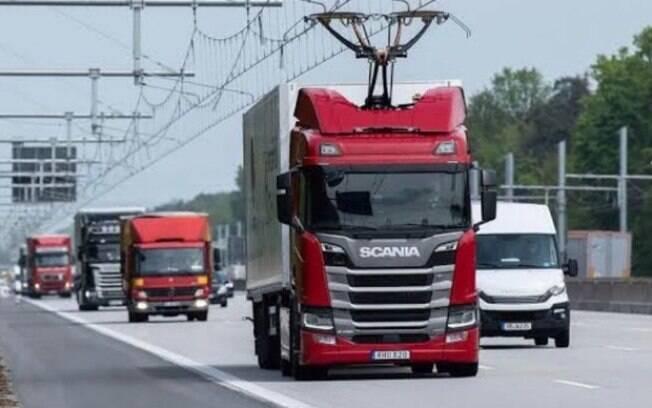 Ministério do Meio Ambiente da Alemanha em parceria com a Siemens implantou o primeiro corredor elétrico em Frankfurt