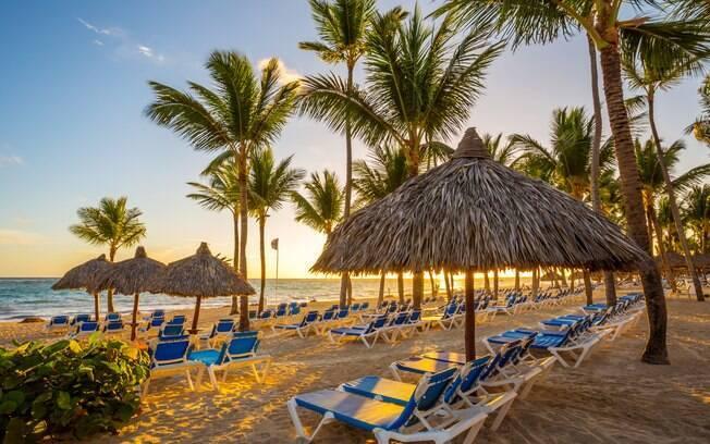 Punta Cana é o destino mais famoso da República Dominicana, mas não é o único que vai te deixar relaxado
