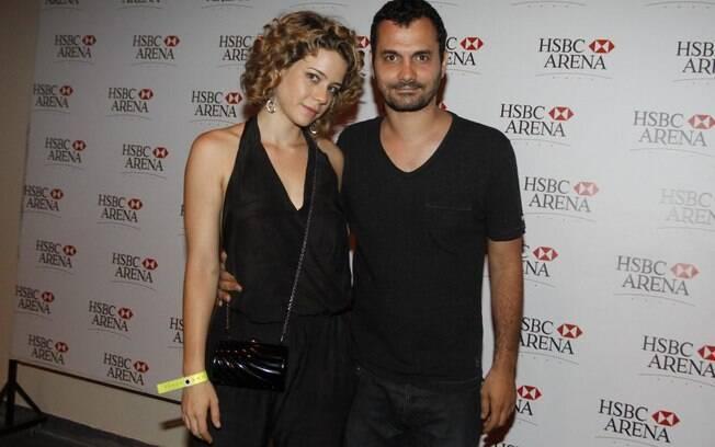Leandra Leal e Ale Youssef