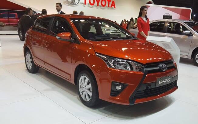 Antes previsto para o Brasil, o Toyota Yaris chegou primeiro na Argentina. Teremos que esperar a nova geração do hatch