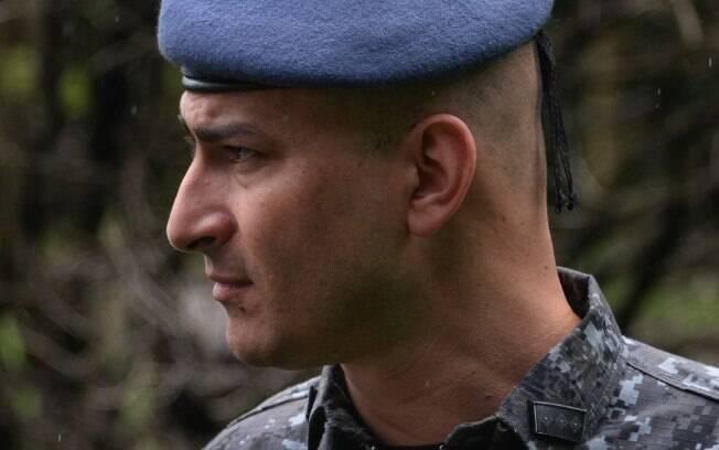 Capitão Alexandre Farrath Júnio, Comandante  do Canil Central da Polícia Militar do Estado de São Paulo