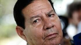 """""""No mundo político, nada é igual a um relógio"""", diz Mourão"""