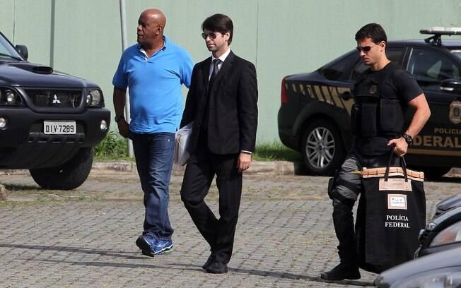 André Negão já chegou a ser detido pela PF para prestar esclarecimentos há alguns anos