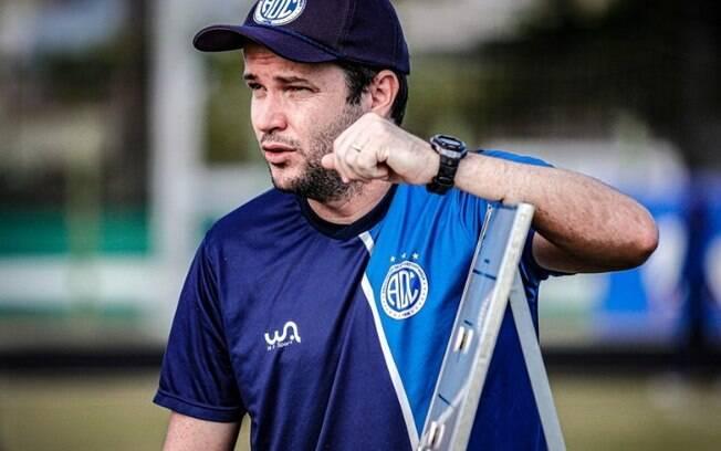 Guarani confirma Daniel Paulista como novo técnico do time de Campinas