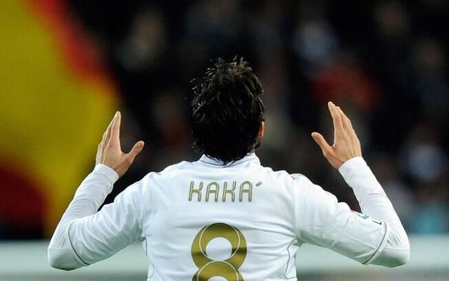 O brasileiro marcou o primeiro gol do Real  Madrid na vitória sobre o Zaragoza