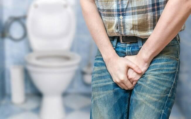 Incontinência urinária não é um problema apenas de mulheres mais velhas: crianças e homens também podem ter condição