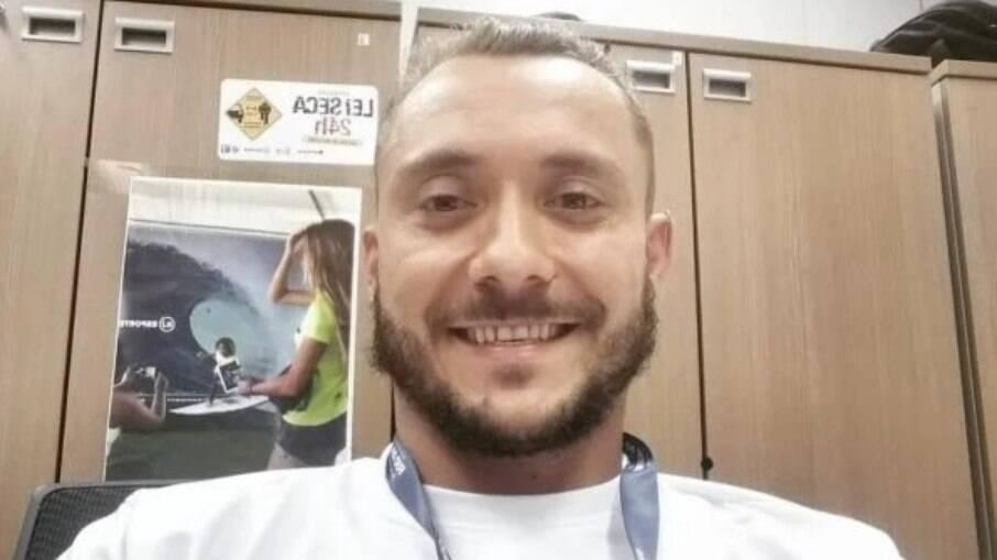 Ivan Valle, filho de ex-mulher de Jair Bolsonaro