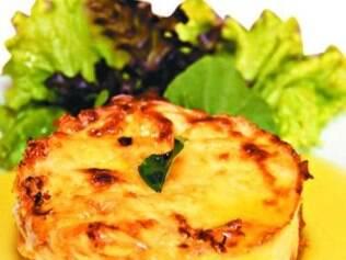 Comidinhas. Pratos presentes no festival gastronômico Motéis Gourmet