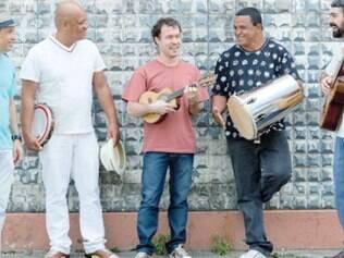 Grupo Copo Lagoinha é uma das atrações do Ressacão