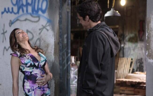 Tereza Cristina com seu plano diabólico
