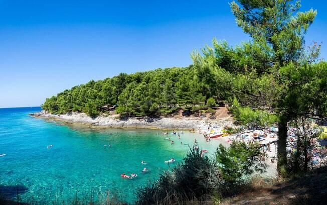 A região da Istria, na Croácia, é um dos pontos turísticos indispensáveis para quem gosta de roteiros históricos