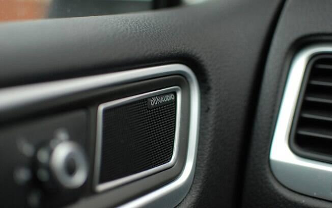 Dynaudio: o know-how com a Volvo serviu bem para a parceria com a Volkswagen