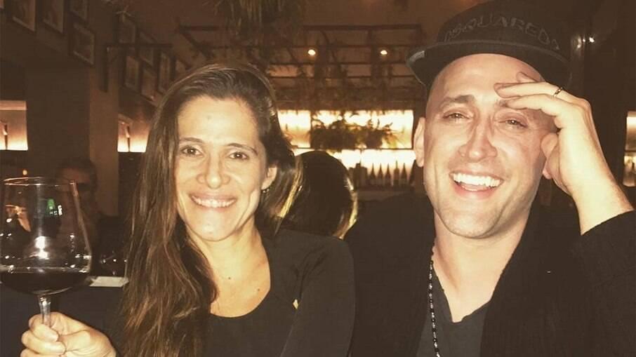 Ingrid Guimarães e Paulo Gustavo
