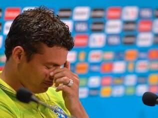 Thiago Silva garante que o grupo, agora, vai tentar jogar também por Neymar