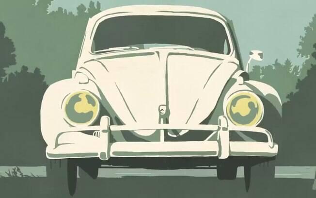 VW Fusca: animação de despedida do modelo que fez história  e conquistou uma legião de fãs pelo mundo