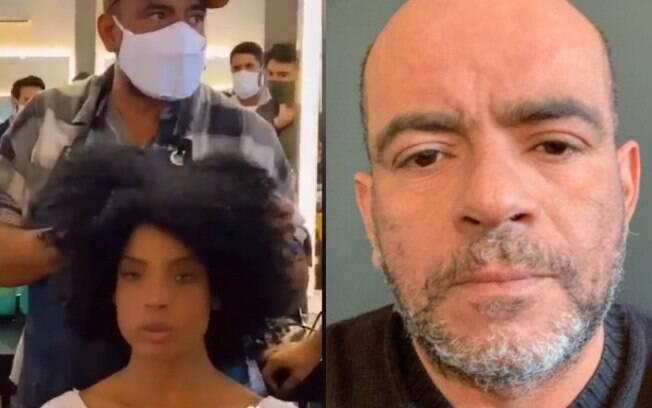 Wilson Eliodorio se desculpou em vídeo