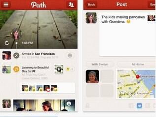 Nova atualização do Path possui mais filtros para as fotos