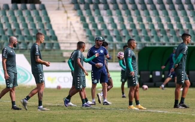 Guarani recebe Mirassol pelas quartas de final do Paulista