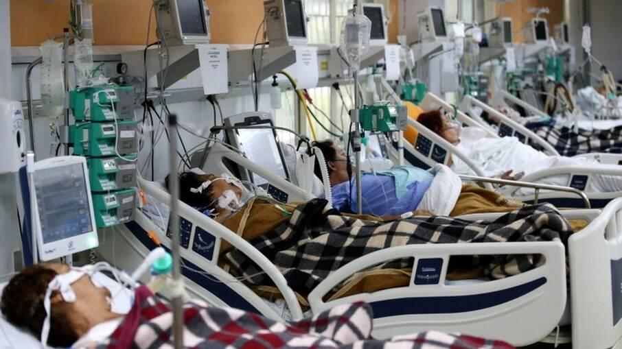No estado de SP, pelo menos 135 pessoas já morreram na fila por um leito de UTI; taxa de ocupação é de 91,6%