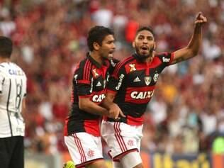 Com a vitória, Flamengo vai a 28 pontos e sobe para o décimo lugar da tabela do Campeonato Brasileiro