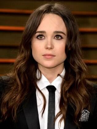 Ao se assumir, Ellen Page declarou que estava cansada de se esconder