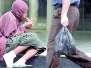 Problema. O consumo de drogas é uma das principais causas de depressão e morte na adolescência